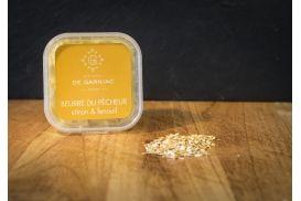 Beurre citron & fenouil