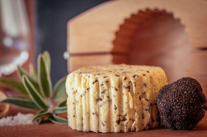 Beurre truffé d'hiver