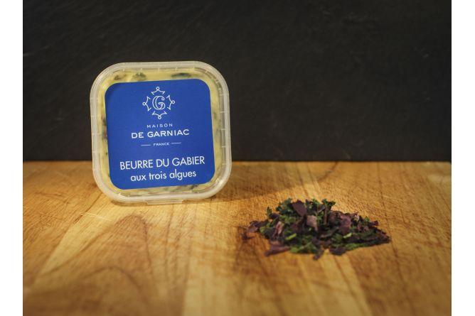 Beurre du Gabier - aux 3 algues