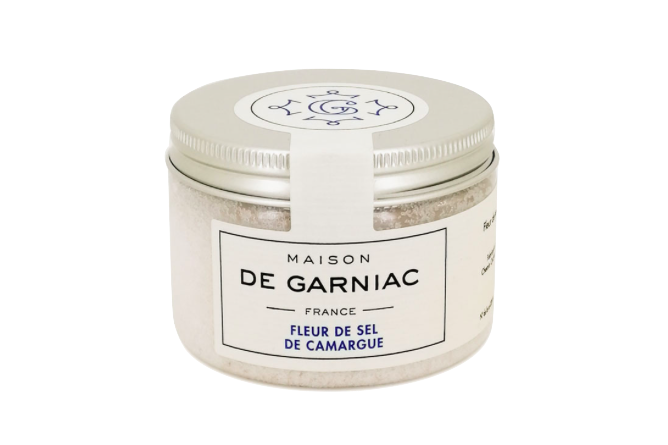 Salt with Piment des Cévennes (spicy salt)