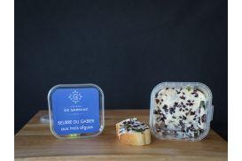Beurre aux algues : le Beurre du Gabier