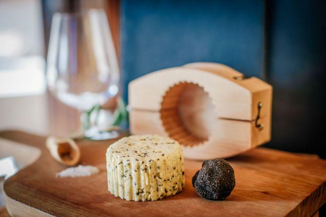 Beurre artisanale à la Truffe fraîche