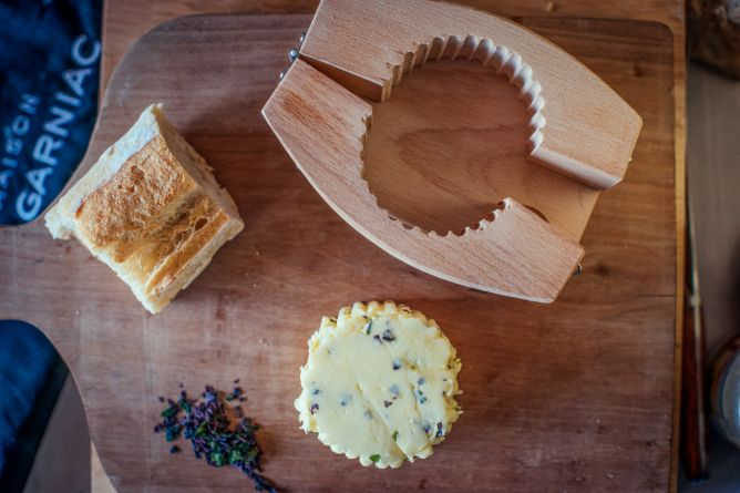 Beurre du Gabier (beurre marin)