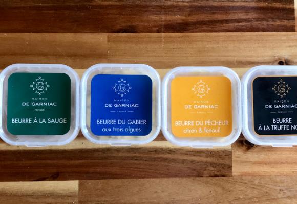 Nos beurres récompensés au Concours International de Lyon!