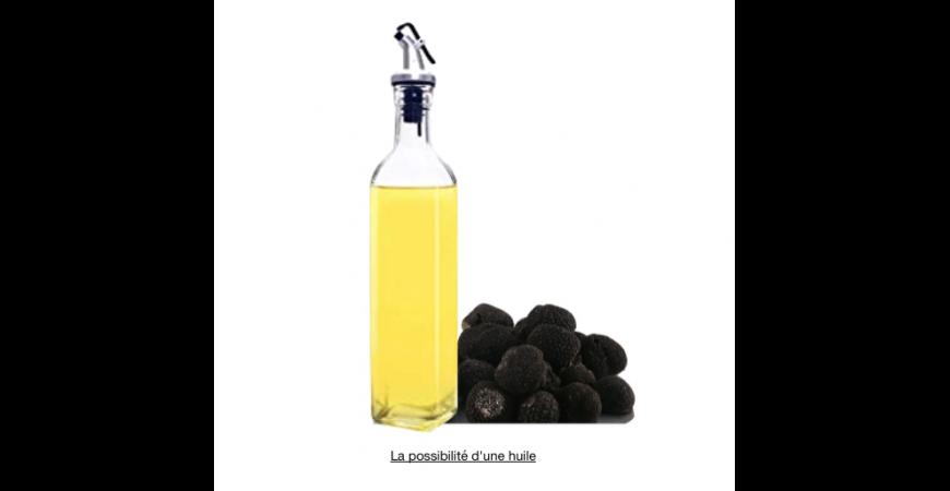 La possibilité d'une huile