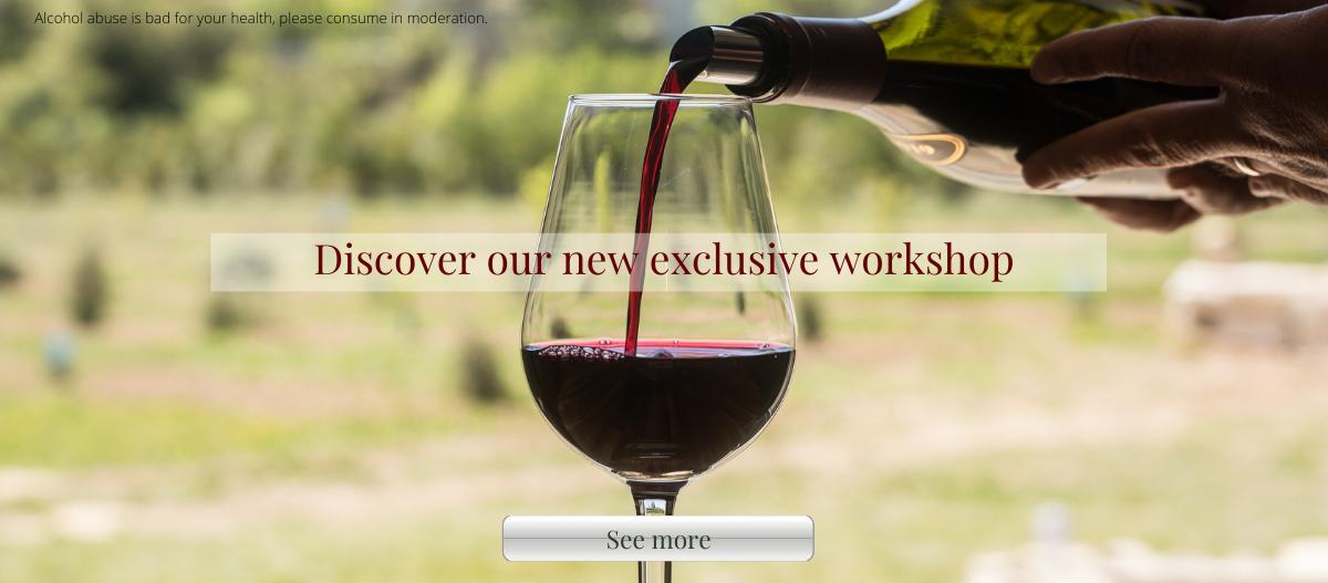Discover our new workshop at Maison de Garniac
