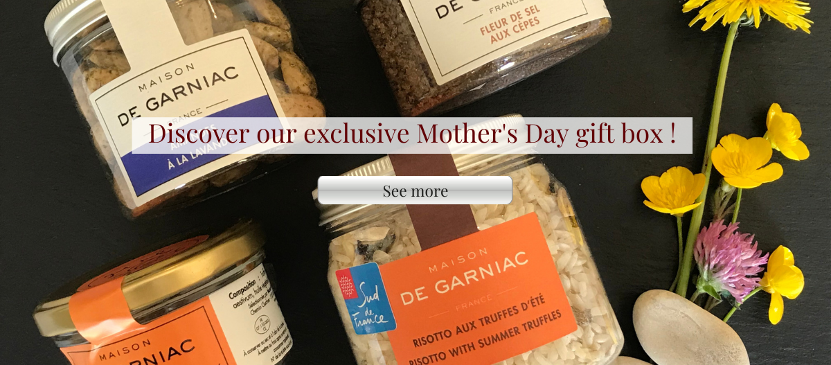 Exclusive Mother's Day giftbox